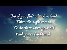 "Passenger-The One You Love ""If you find someone who loves you with a love song, you've found the one you love!"""