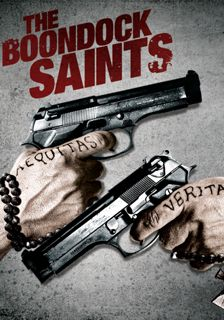 The Boondock Saints - Totally have the biggest crush on Norman Reedus. :)