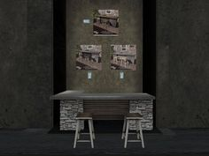 DECOR JUNCTION & SHUTTERFIELD - bar, 280L eachItem 20 of 87  Bar, 3 options available, 1LI each piece, c/m/nt, demo available, 280L each.    Hop To A New Round Of Shiny Shabby! | Seraphim.