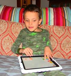 iPads really can be used as assistive devices for children with special needs. If you're trying to get an iPad for your blind or disabled child, but need help raising money for one, here are five ways to get funding.