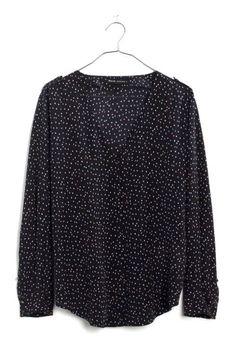 A Chic Blouse That Will Make You Look French -- The Cut