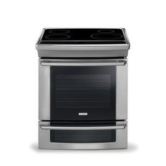 Electrolux 30-Inch Smooth Surface Slide-In Convection Electric Range (Color: Stainless Steel)