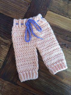 Newborn Crochet Pants                                                                                                                                                                                 More