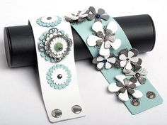 Sizzix and Dreamtime Creations Present: Leather Designs Using Dies - Bead&Button Show