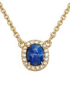 Kate Spade New York 'park Lex' Pendant Necklace on shopstyle.com