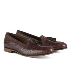 Cole Haan Bellaver Smoking Slipper www.colehaan.com