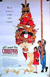 All I Want for Christmas (1991) Poster