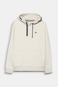 The relaxed style, embroidered logo and contrasting colour details give this hoodie its look. Mens Sweatshirts, Hoodies, Man Child, Fashion Accessories, Mens Fashion, Sweaters, Clothes, Colour, Shopping