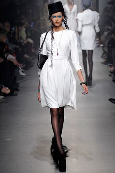 Vivienne Westwood | Fall 2013 Ready-to-Wear Collection | Style.com