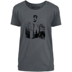 Mintage Boy Sailor Mens Scoop Neck T-Shirt