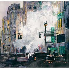 Manhattan Steam,John Salminen