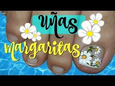 YouTube Cute Pedicures, Manicure Y Pedicure, Beautiful Toes, April Showers, Toe Nails, Nail Designs, Nail Art, Ely, Youtube