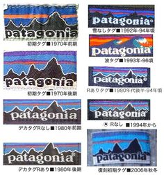 Vintage Tags, Vintage Labels, Outdoor Logos, Shirt Label, Outdoor Clothing Brands, Brand Guide, Tag Design, Vintage Branding, Clothing Labels