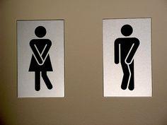 Gotta Pee! by phunkstarr, via Flickr