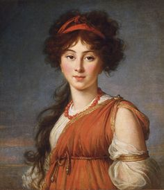 Vigée Le Brun: A Delayed Tribute to a French Trailblazer - The New York Times