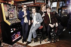 Palma Violets Interview - On Their New Album, Pub Rock And Hindu Chanting http://nmem.ag/JYMho