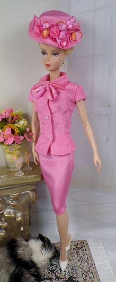 Windfield for Silkstone Barbie and Victoire Roux on Etsy now