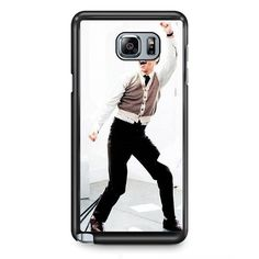 Harry Styles One Direction Marcel TATUM-5177 Samsung Phonecase Cover Samsung Galaxy Note 2 Note 3 Note 4 Note 5 Note Edge