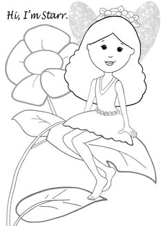 Simple American Girl Coloring Pages 44 Coloring Pages for African