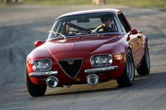 '66 Alfa Romeo 2600 Sprint Zagato