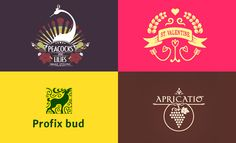 50 Beautiful Artistic Logo Design examples for your inspiration