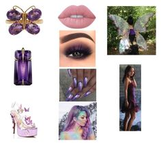 Designer Clothes, Shoes & Bags for Women Lime Crime, Gypsy, Fairy, Purple, Polyvore, Stuff To Buy, Beauty, Design, Women