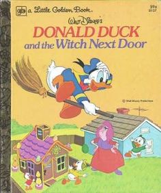 Donald Duck And The Witch Next Door