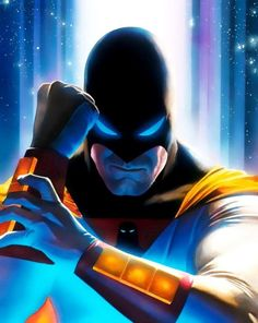 BA Space Ghost by Alex Ross
