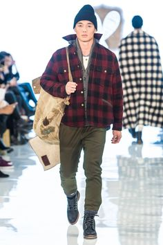 Tuck Shop Co.  Fall Winter Otoño Invierno 2016 - Toronto Men's Fashion Week - #Menswear 3Trends #Tendencias #Moda Hombre - MFT