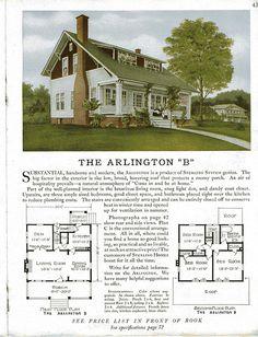 Sterling Kit House - The Arlington