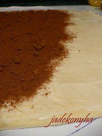 Jade konyhája: Cinnabon - amerikai fahéjas csiga Bagel, Tiramisu, Ethnic Recipes, Food, Eten, Tiramisu Cake, Meals, Diet