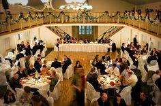 grand ledge opera house winter wedding