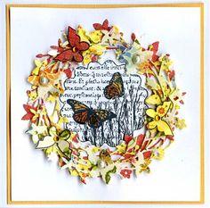 Memory Box - Catalina Wreath