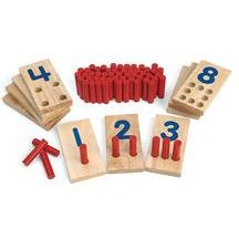 Discount School Supply - Peg Number Boards