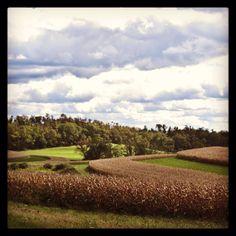 Smithfield, Ohio by Lillian Brue