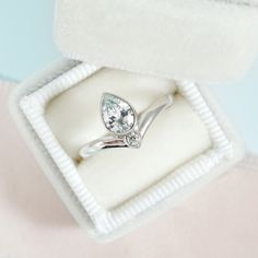 Looking for something a little different? 💍 We create completely custom pieces, so bring us sketches or inspiration photos, and we'll bring your unique ring to life! JosephJewelry.com | Designed and created by Joseph Jewelry | Seattle, WA | Bellevue, WA | Online | Design Your Own Unique Engagement Ring | #engagementring