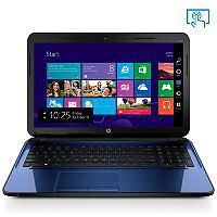 "HP Touch-screen 15.6"" Laptop, AMD A8, 8GB Memory, 750GB Hard Drive with Optical Drive (Various Color Options) - Sam's Club"