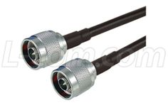 240 Series N-Male to N-Male Cable Assemblies