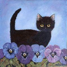 Kitten Pansy