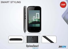 OPS 35GN comes with Style!  Smartest In The Lot!  #OptimaSmart #SmartPhone #RageMobiles   Explore: http://bit.ly/1xalOMO