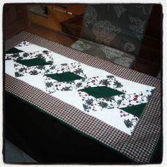 Trilho de mesa Hera Natalina