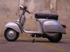 scooters#vespa#rally180#scooters & style magazine