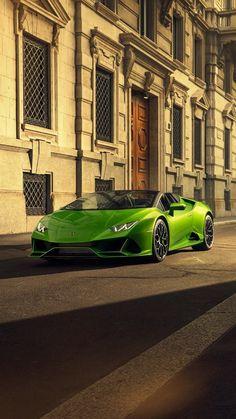 Green Lamborghini, Lamborghini Cars, Ferrari, Sports Car Wallpaper, Full Hd Wallpaper, Iphone Wallpaper, All Sports Cars, Paper Car, Wal Paper