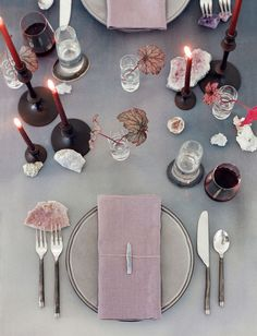 geode tablescape