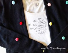 DIY VALENTINE T-SHIRT – PIZZA LOVER ♥
