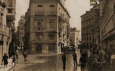 calle Jara Carrillo El Liberal la inquisicion