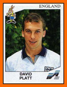 David Platt - England