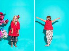Fashion | Stylish & Hip Kids #kidsfashion #lulaland #kids #studio #pink or #blue #flowers #stylishhipkids #happy