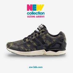 New Collection #AWLAB #adidas #zxflux #ItaliaInedependent Prezzo: 90,00€ Shop Online:http://www.aw-lab.com/shop/adidas-zx-flux-italia-independent-8017108?