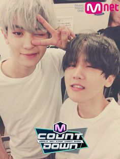 Chanyeol + Baekhyun // MCOUNTDOWN // #LoveMeRight
